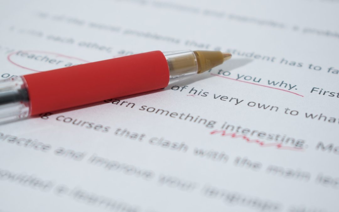 Why You Should Never Depend on Spell-Check Alone