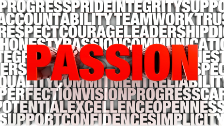 Mission Statements Are Out, Passion Statements Are In