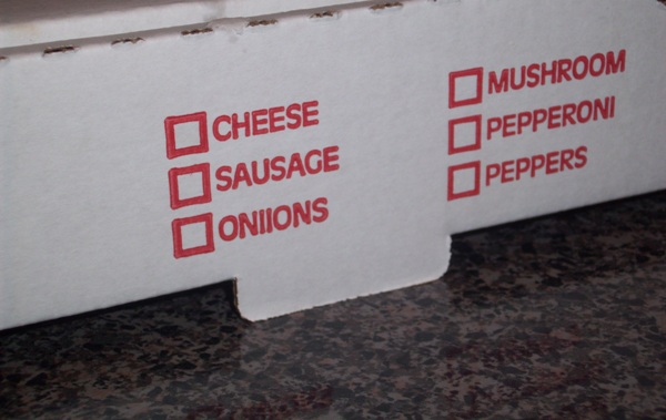 Pizza Box Blunder