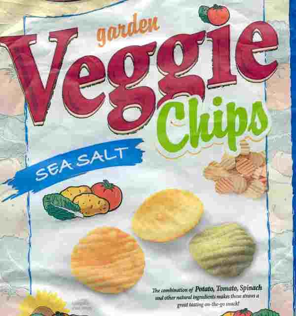 Veggie Chips? Straws? Which One?